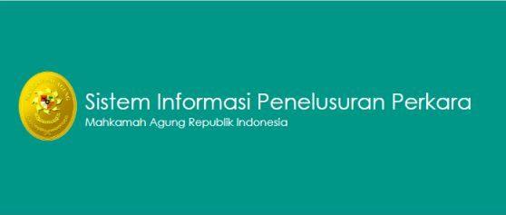 Sistem Informasi Penelusuran Perkara (SIPP)
